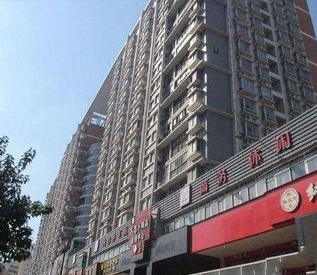 郑州鑫苑国际城市_华中地区-深日电梯噪声治理研究中心